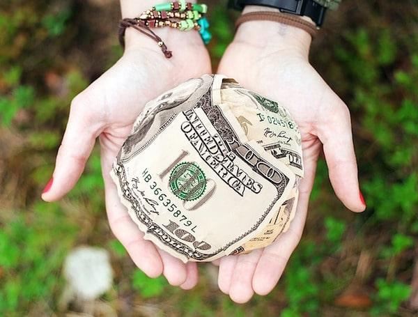 market yourself into a raise-min