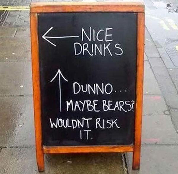 sidewalk signs as low cost marketing